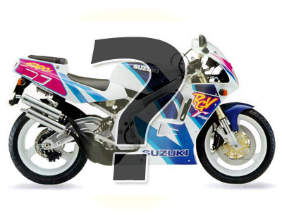 Chassis Numbers - Model Identification - Articles - RGV250